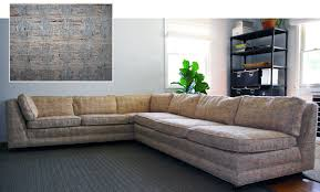 Jennifer Convertibles Sofa With Chaise by Reupholstering A Sectional Sofa Tourdecarroll Com