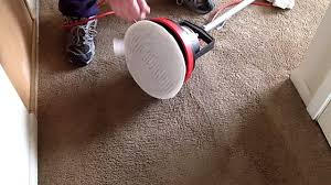 Oreck Tile Floor Scrubber by Oreck Orbiter And Attachments Cleaning Carpet Youtube