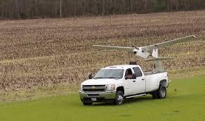 Talon 240 Truck Takeoff Closeup - UAV Solutions StoreUAV Solutions Store