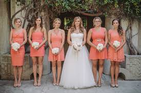 Wedding Stuff I Love This Idea For Bridesmaids Same Color Different Styles And Fabrics Lengths