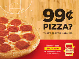 Hungry Howies Pizza On Twitter Use Promo Code MARCH99 Any
