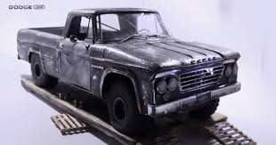 Russian Crafts An Amazingly Detailed 1961 Dodge D100 1:6 Scale Model ... 1971 Dodge D200 Custom Pickup Finally A 196171 Pic Flickr 1961 Power Wagon Wm300 Pickup An American Hero Asnew In Box Scratches Dents D100 16 Youtube Lancer Wikipedia Garage 13 Car Show Candids Power Wagon S287 Kissimmee 2016 100 Truck For Sale Classiccarscom Cc1129660