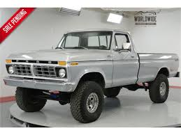 100 1977 Ford Truck Parts F150 For Sale ClassicCarscom CC1181451