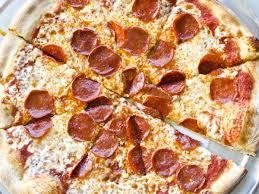A pepperoni pizza at Armando s in Cambridge Rachel Leah Blumenthal