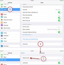 How to pletely Clear Safari Cache on iOS10 11 No Trace Left