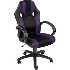 fauteuil de bureau chaise fauteuil de bureau réglable ergonomique pivotant tectake