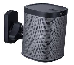 Sonos Ceiling Speaker Recommendation by Amazon Com Mount It Sonos Speaker Mount Wall Bracket For Sonos