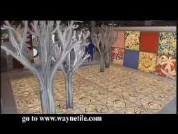 wayne tile commercial