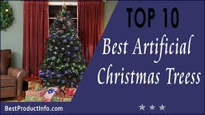 Small Fibre Optic Christmas Trees Uk by Best Artificial Christmas Trees Top 10 Best Fake Small Slim