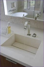 bathrooms wonderful white round sink small vessel sinks shallow