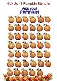 Peppa Pig Pumpkin Stencil by Free Halloween Printables