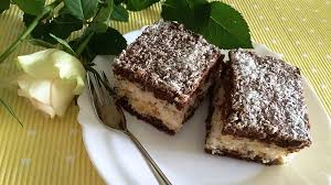 kokos vanillecreme torte