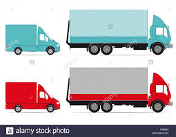 100 Vans Trucks And Vans Stock Photo 88755876 Alamy