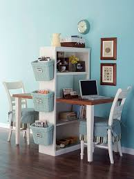 DIY Home fice Small Spaces