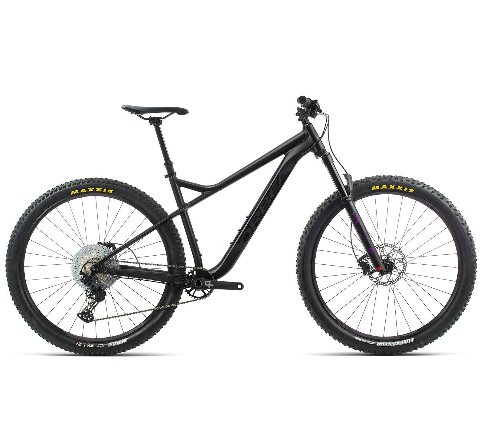 Orbea Laufey H10 Bike 2020 Black/Purple Large