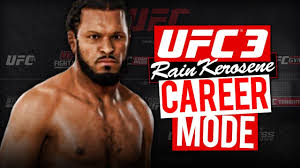 EA SPORTS UFC 3 GOAT CAREER MODE EPISODE 4 FIGHT OF THE NIGHT BONUS DEBUT