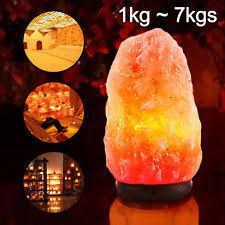 Salt Rock Lamps Walmart Canada by Himalayan Salt Home U0026 Garden Ebay