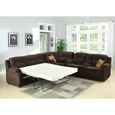 leather sectional sleeper sofa with storage canada chaise 6496