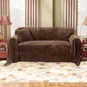 mainstays pixel stretch fabric furniture armrest covers walmart com