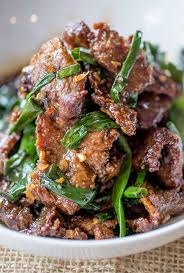 Mongolian Beef Thats Easy To Make In Just 30 Minutes Crispy Sweet And Full Is A Recipe