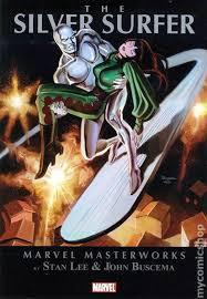 Marvel Masterworks The Silver Surfer 2 Paperback