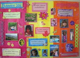 Tri Fold Poster Board Design