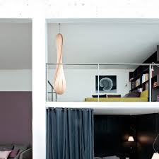 astuce pour separer une chambre en 2 cloisonner une sans percer idées décoration intérieure