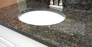 Bathroom Countertop Materials Pros And Cons by Choosing Bathroom Countertops And Vanity Tops