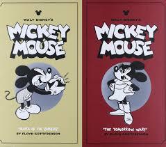 Mickey Mouse Bathroom Accessories Uk by Walt Disney U0027s Mickey Mouse Vols 7 U0026 8 Gift Box Set Walt Disney U0027s