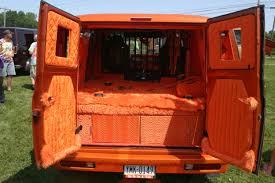 Custom Van Interior Ideas