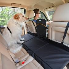 Arlee Home Fashions Dog Bed by Kurgo Backseat Bridge Extender Reversible Color Option U2013 Tahoe