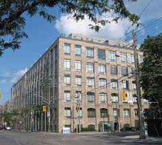 100 The Candy Factory Lofts Toronto Architectural Conservancy TO Built