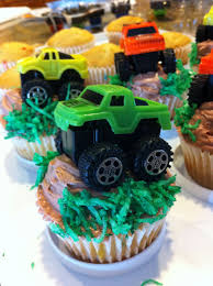 Party Favor Cupcakes With Truck On Top Perhaps? U Know I'll Bake Em ... Monster Truck Party Theme Grace Giggles And Glue Jam Gravedigger Birthday Ideas Photo 6 Of 10 Catch Real Parties Modern Hostess Party Favor Cupcakes With Truck On Top Perhaps U Know Ill Bake Em Blaze The Machines Amazoncom Birthdayexpress Jam Supplies Empty Favor Pull Back Trucks 24 Pack Assorted Colors Toys Crissys Crafts Beautiful Decorations Bags 8count Walmartcom Youtube