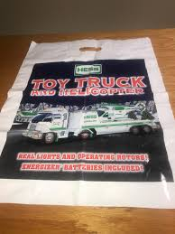 100 2006 Hess Truck Bag Jackies Toy Store