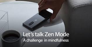 100 Zen Mode OnePlus Intros App To Help People Focus On Life