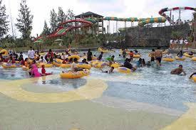 Salah Satu Wahana Yang Ada Di Dalam Jogja Bay Waterpark Sleman Kusnul Isti Qomah