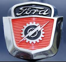 100 Ford Truck Logo 56 FORD Truck Hood Badge Trucks And Shit Trucks S