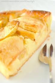 cuisine tarte aux pommes c est maman qui l a fait tarte aux pommes à la migaine