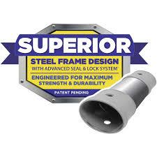 Rustoleum Garage Floor Coating Instructional Dvd by Coleman Power Steel 18 U0027 X 48