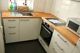 ikea küche hochglanzweiss sehr gepflegt in 55276 oppenheim