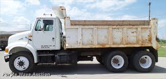 Heavy Trucks For Sale In Oklahoma Beautiful 1994 International 8100 ...
