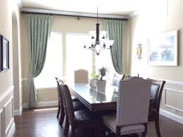 Dining Room Curtains Gallery