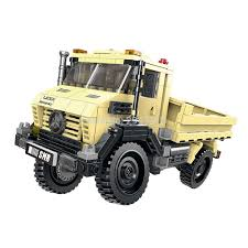100 Dump Truck Drivers Hot LegoINGly Technic Creators Off Road Vehicle Super Mountain Dump