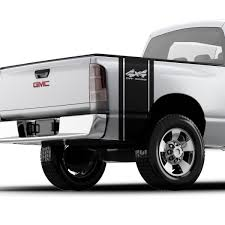 100 White Pick Up Truck 2019 For Up Vinyl Bed Sticker Decal GMC Ford F 150 F
