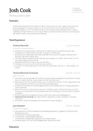 Recruiter - Resume Samples And Templates   VisualCV How To Write A Resume Profile Examples Writing Guide Rg Eyegrabbing Caregiver Rumes Samples Livecareer 2019 Beginners Novorsum High School Example With Summary Information Technology It Sample Genius That Grabs Attention Blog Professional Community Service Codinator Templates Entry Level Template 20 Long Story Short Cv Curriculum Vitae Resume Job On Submit Rumes Hiring Managers For Easy Review Jobscore Artist