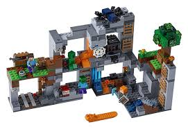 100 Lego Space Home LEGO Minecraft The Bedrock Adventures 21147 Building Kit 644 Pieces