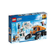 100 Lego City Truck Arctic Scout 60194 Building Sets Kits Baby