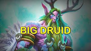 hearthstone big druid deck build knights of the frozen throne