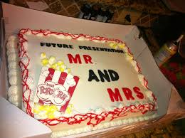Kitchen Tea Themes Ideas by Bridal Shower Cake Movie Themed Things I U0027ve Made Pinterest