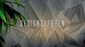 designtapeten vom tapeten spezialisten wall de